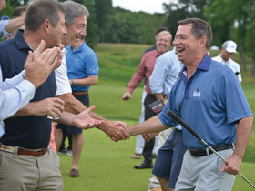 IOREBA inducts new officers at 50th annual golf and tennis outing
