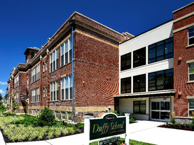MEND & Conifer hold ribbon cutting for Duffy Senior Apts.