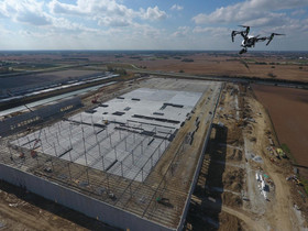3DR designates Uplift Data Partners preferred commercial drone provider
