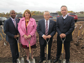 Ewing Town Centre breaks ground old General Motors site reimagined as mixed-use development
