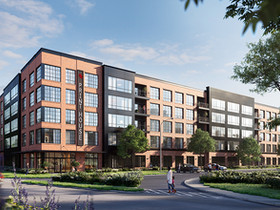 JLL arranges $48.75M loan for New Jersey apartment development