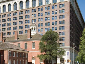 CBRE Group arranges $49.75m financing for the Public Ledger Building in Philadelphia