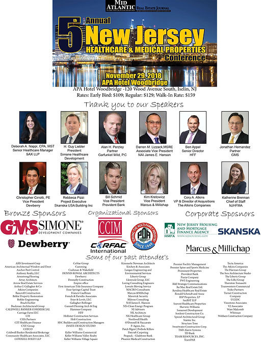 newest NJ MEDICAL AND HEALTH CONFERENCE