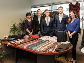 """Lee & Associates NJ executes prosperous """"Suits for Success"""""""