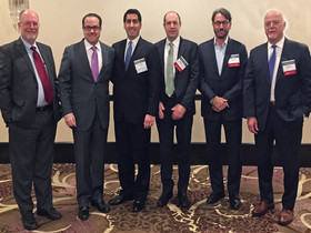 Industry experts address market trends at Mid Atlantic Real Estate Journal's NJ office conference
