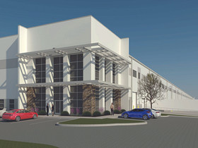 Fishel, Mikula and Van Cleef of JLL arrange $111 million financing for PA logistics center