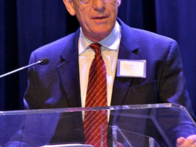 Smith of NAI Summit is honored at the March of Dimes Commercial & Industrial RE Awards