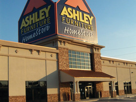 The Goldenberg Group welcomes the First Ashley Furniture HomeStore within City Limits to Whitman Squ