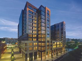 """Bijou Properties' Park + Garden opens with 212 """"green"""" apartments in Hoboken, NJ"""
