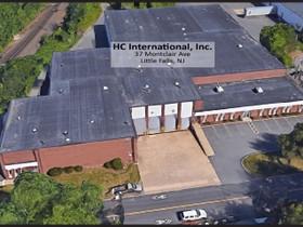 Applebaum of Corporate America Realty & Advisors represents H.C. International in 37,000 s/f lea