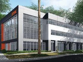 Creative Development Ptrs. represents Stihl in HQ building