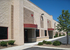 Grace, CCIM, SIOR of Landmark Commercial Realty brokers 14,485 s/f of flex warehouse space