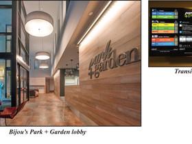 Bijou Properties unveils first TransitScreen Displays in New Jersey