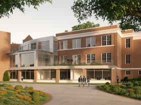IMC Construction builds Center for Social Impact