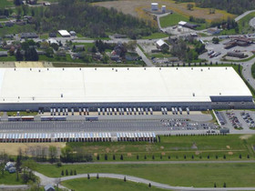 The Endurance/American team sell class A bulk distribution facility for $60 million