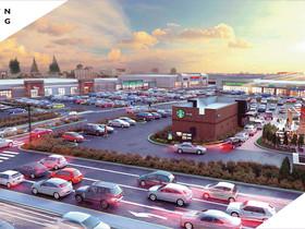 Cedar Realty Trust Breaks Ground at Fishtown Crossing Shopping Center in Northeast Philadelphia