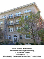 Standard Communities acquires Ritch Homes Apartments in Washington, DC