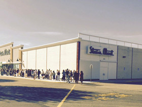 Stein Mart opens 30,800 s/f  at Levin-managed center