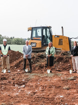 Matan breaks ground on research & industrial park in Frederick Center