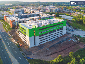 Best of 2019 - Largest Medical Properties Project - IMC Construction