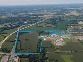 Colliers Logistics team sells one of the few large land sites in New Castle County, DE with 190-acre