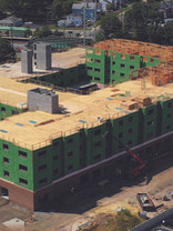 Prism Capital Partners: Frame-out nearing completion at 10 Green Street at Woodbridge