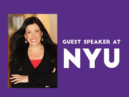 Shari Belitz at NYU - June 17, 2020