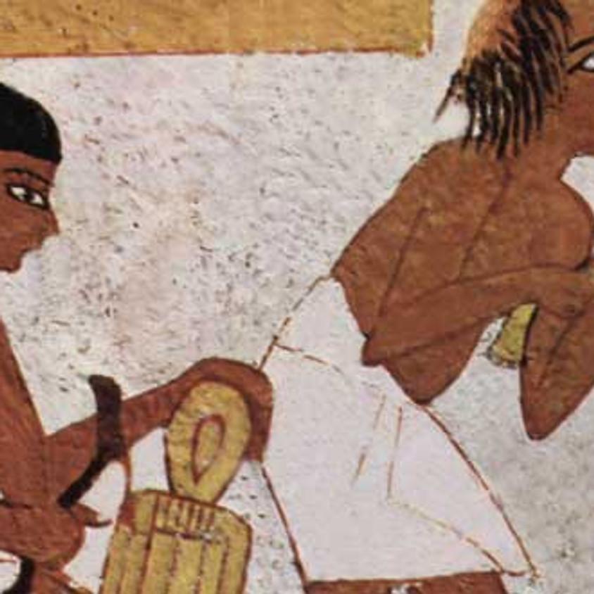 VIAJE DESCUBRIENDO EL ANTIGUO EGIPTO -  LOS ARTISTAS ARTESANOS  ( I )  Creando Vida para la Eternidad