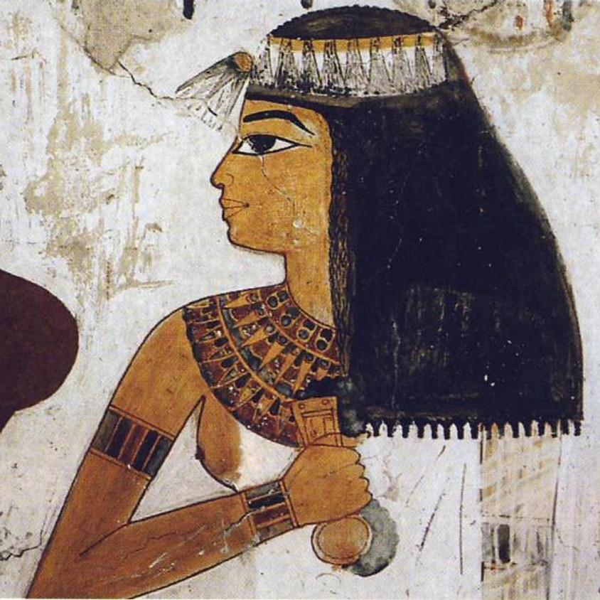VIAJE DESCUBRIENDO EL ANTIGUO EGIPTO -  LAS MUJERES ( I ) Madres, Esposas y Trabajadoras en la Sociedad Egipcia