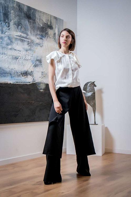 Ana Vasiljevic - Black double pants