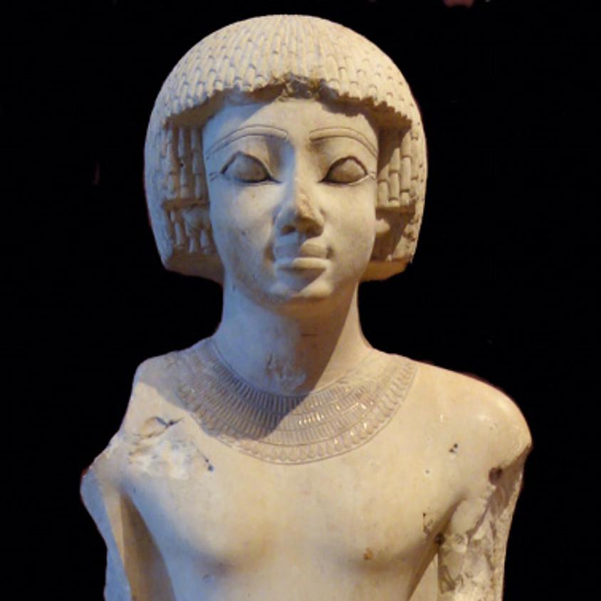VIAJE DESCUBRIENDO EL ANTIGUO EGIPTO - EL PRINCIPE  ( II ) Ascendencia real de los sucesores al trono