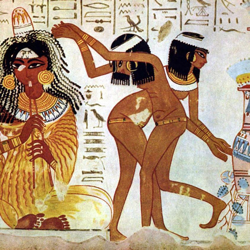 VIAJE DESCUBRIENDO EL ANTIGUO EGIPTO -  LAS MUJERES ( II ) Las Señoras de la Casa