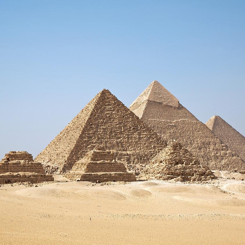 VIAJE DESCUBRIENDO EL ANTIGUO EGIPTO - REYES KROPS Y KEFRÉN - Reino Antiguo