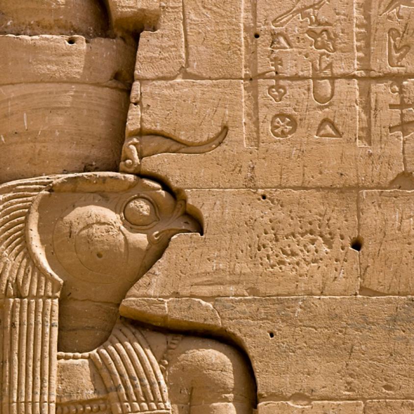 VIAJE DESCUBRIENDO EL ANTIGUO EGIPTO - EL PRINCIPE  ( I ) El Heredero de Horus
