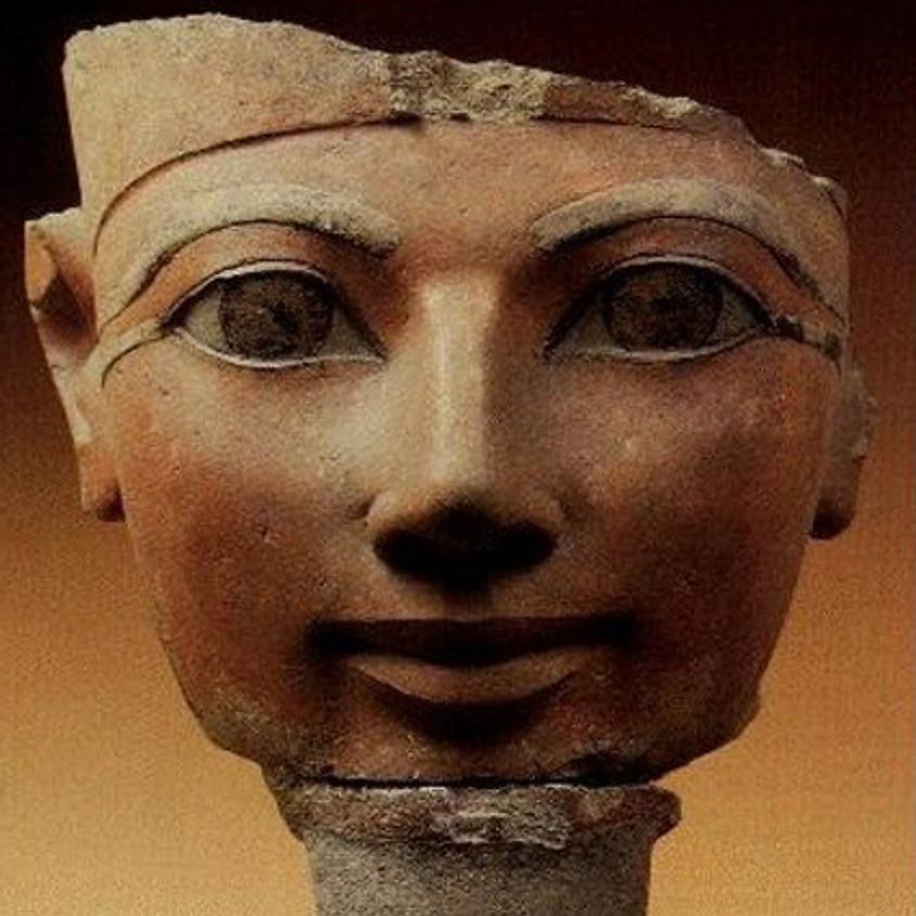 VIAJE DESCUBRIENDO EL ANTIGUO EGIPTO - REINA FARAÓN HATSHEPSUT  - Reino Nuevo