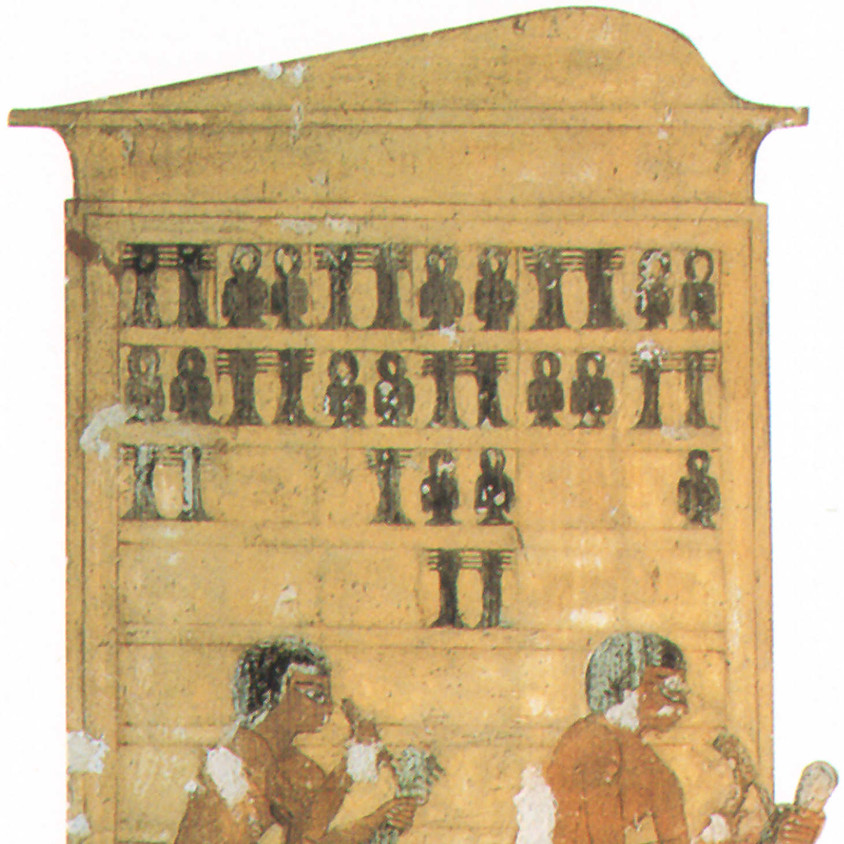 VIAJE DESCUBRIENDO EL ANTIGUO EGIPTO -  LOS ESCRIBAS DE EGIPTO  ( II )  Lectores de Símbolos Sagrados