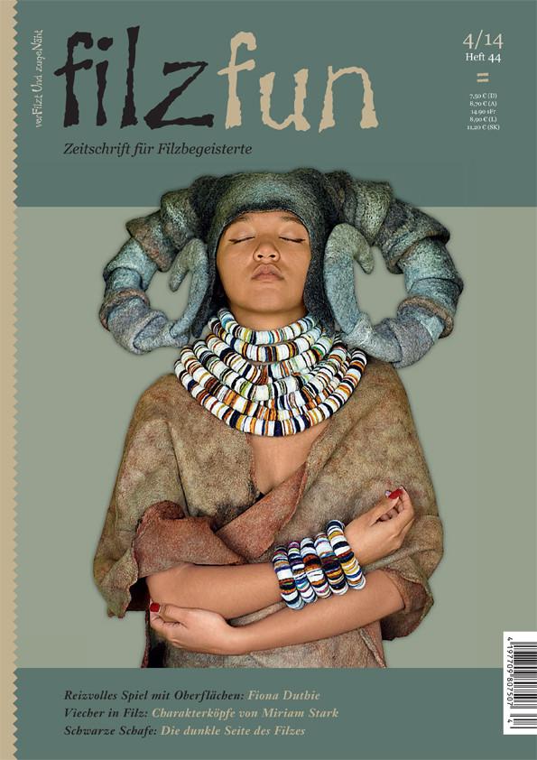 Gladys Paulus Filzfun magazine issue 44