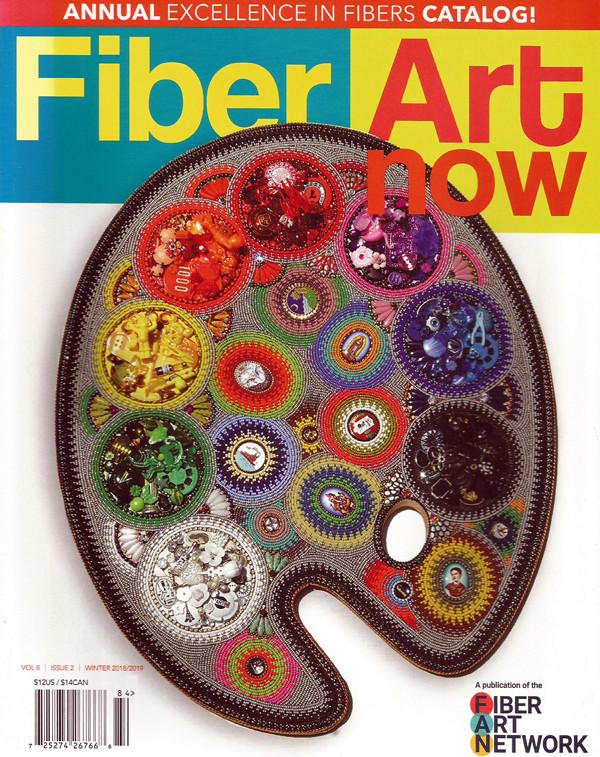 Fiber Art Now annual excellence in fiber