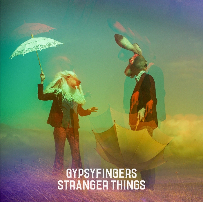 Mask by Gladys Paulus album cover Gypsyfingers