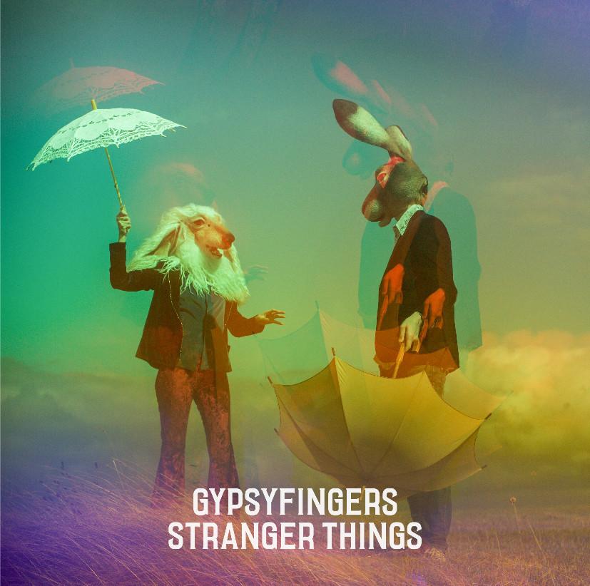 Mask by Gladys Paulus album cover Gypsyfingers