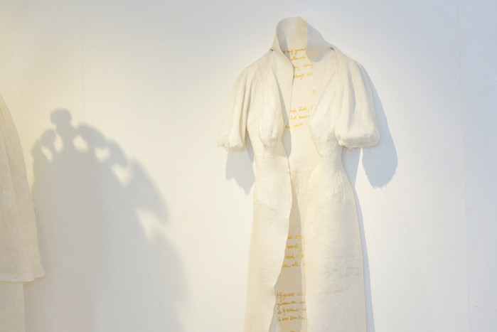 Gladys Paulus Ancestral Healing  Costume for oma (2017)