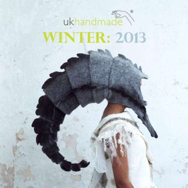 UK Handmade cover Gladys Paulus