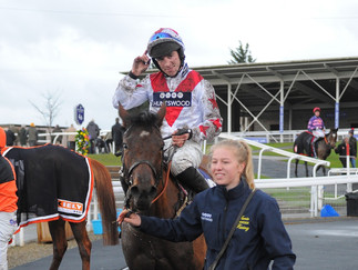 Wetherby Winner!