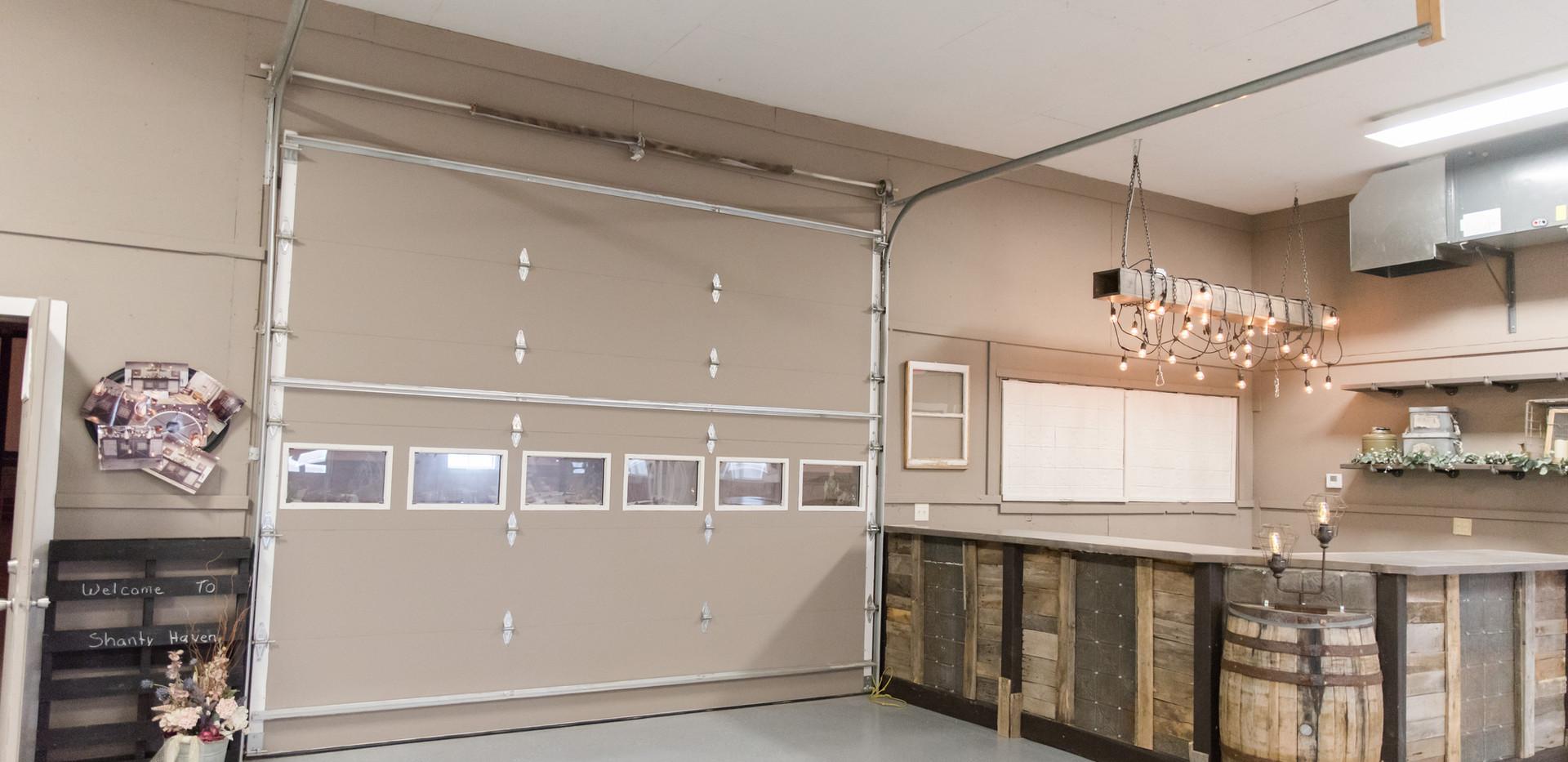 Rustic bar opens into Big Shanty