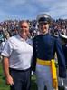 Former TX-450 Cadet Commander Commissions into USAF