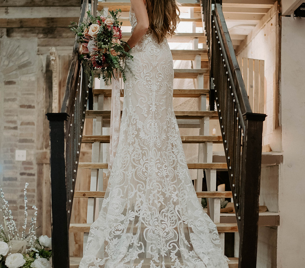 Gorgeous stairway