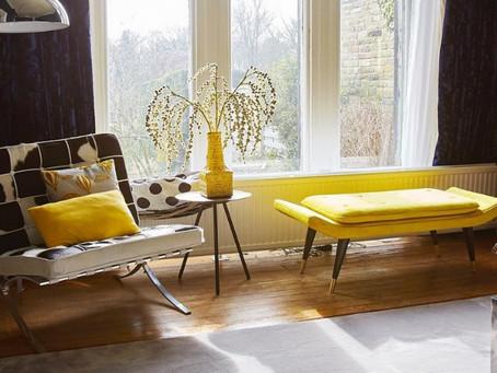 O significado das cores na decoração da sua casa!