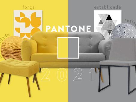 Tendência Pantone 2021