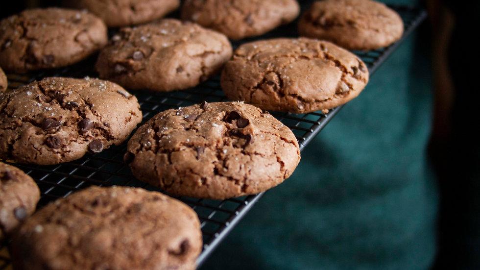 Gluten & Dairy Free Biscuits