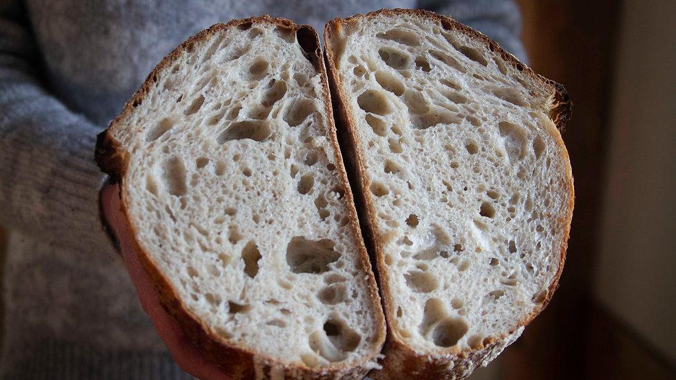 Loaf Tin White Sourdough